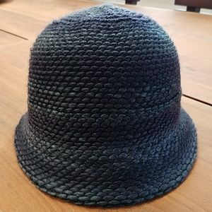Hat, blue/purple/grey, used in great condition
